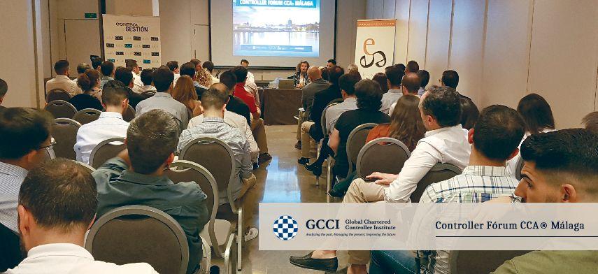 Fórum Málaga, networking para controllers, mayo 2019