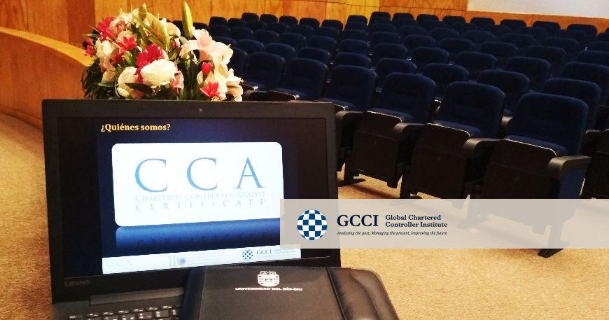 El congreso sirvió como formación continua para los certificados CCA de control de gestión que asistieron
