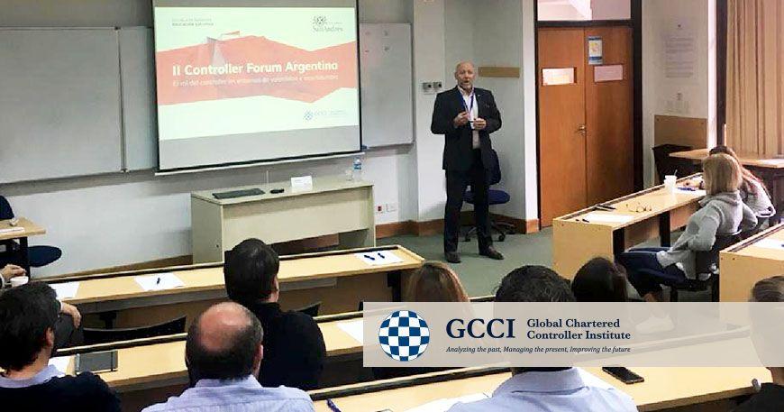 2º Forum Controller Argentina - organizado por el instituto de Controllers